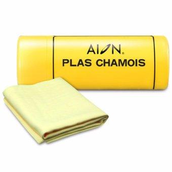 Aion Plas Chamois Lap Kanebo Warna Merah - 3