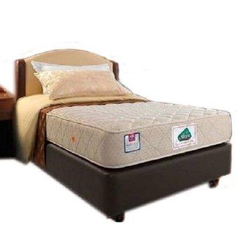 Alga accor hotel 90x200 kasur tanpa divan sandaran for Divan 90x200