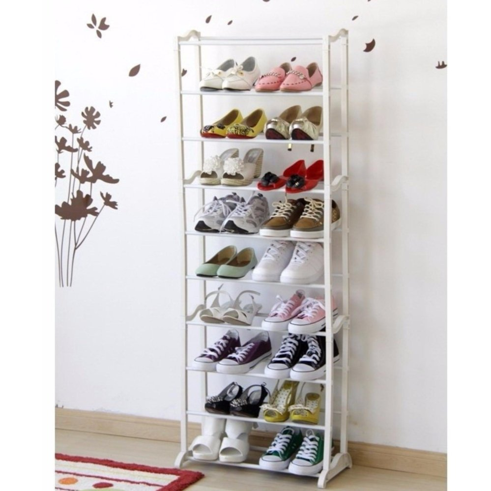 Allunique Amazing Shoes Rack Rak Sepatu Ajaib 10 Susun Simple Dan Minimalis 1491522194 09230561 D07167637e7f002fc9faa327b3b6e685