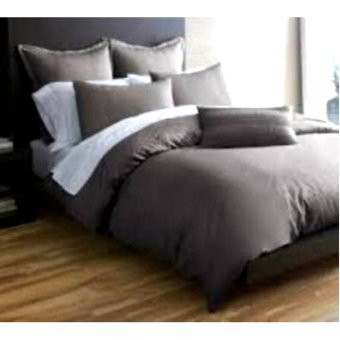 Alona Ellenov Polos Abu Tua Sprei With Bed Cover Katun - Abu Tua