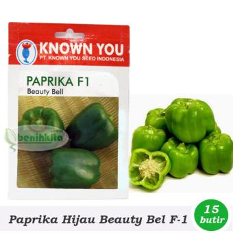 Benih-Bibit Paprika Hijau (Known-You Seed)