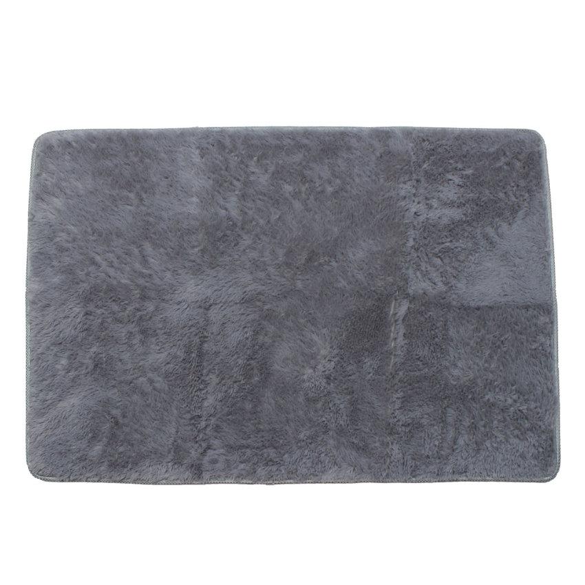 Berbulu Anti Selip Tikar/Karpet Permadani Yang Menutupi Lantai 80 cm X .