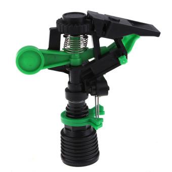 Berputar Drippers alat penyiram taman rumput tanaman air irigasiselang taman alat pemisah padat alat-alat logam - International - 3
