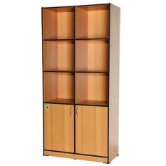 Best Varia Rak Buku Bookcase BC 03-01.B