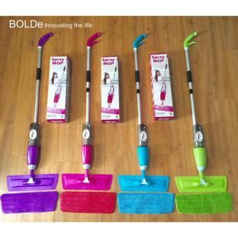 BOLDe Spray MOP Regular Ungu Violet