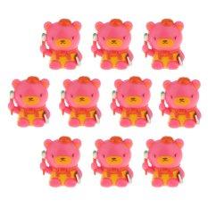 Rp 53.000 BolehDeals 10 Buah Mini Kartun Beruang Kecil Pemandangan Bonsai Miniatur Rumah Boneka ...