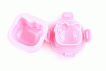 BonBon Cetakan Nasi Telur / Rice Egg Mold Hello Kitty