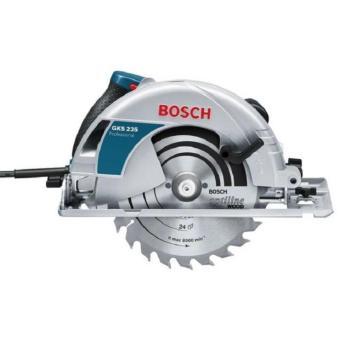 BOSCH GKS 235 Turbo - Circular Saw, 2.170.000, Update. Bosch Carbon Brush ...