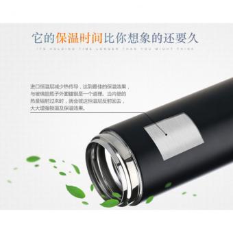 Botol Minum Thermos Stainless Steel 450ml QKELLA - 4
