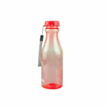 Botol Minum Anak BPA Free 500 ml - Botol Minum Susu B39. Source · Botol Minum Transparan Portable Gloss - Merah