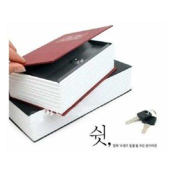 BRANGKAS UNIK-BookSafe /Buku Brankas / Brangkas bentuk Buku. - 2