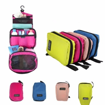 ( Buy 1 free 1 ) Travel Mate - Toilet Bag Organizer - Tas Travelling Make Up