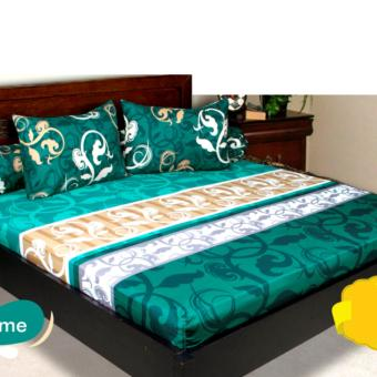 California Sprei Motif Esme Queen