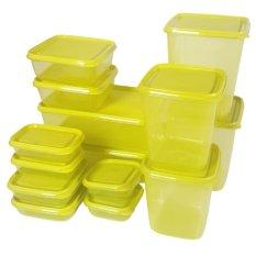 Calista Otaru Sealware Set 7G Premium - 14 Buah - Kuning