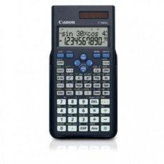 Canon Dot Matrix Scientific Calculator F 715 SG Hitam