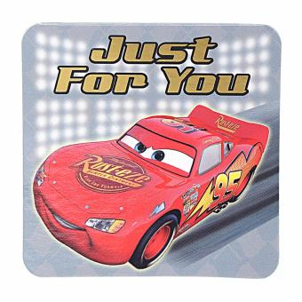 Cars Just For You Silver Mini Gift Card