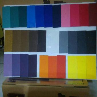 Cat Sepatu Kulit Tas Jaket Dll Warna Hitam Waterbased Leather PaintCRAFTMAN_1981
