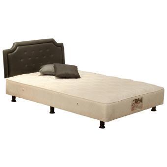harga Central Springbed Multi Bed Deluxe Gladia Silver HB Calista OscarHitam Size 90 x 200 - Full Set - Khusus Jabodetabek Lazada.co.id