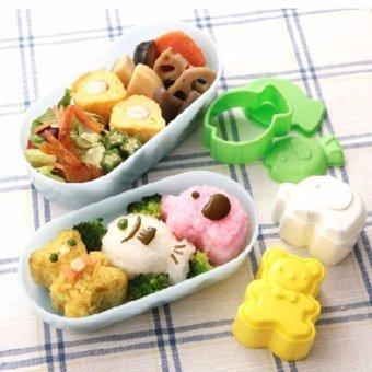 BELI SEKARANG Cetakan Bento Animal Mold- Cetakan Nasi Model Binatang PencetakCetak Nasi Rice Sushi Bento Cetakan Murah Cetakan Nasi Cetakan Lucu- ...