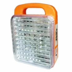 CMOS HK-88 Emergency Light Lamp Rechargeable LED HK88 Lampu Darurat