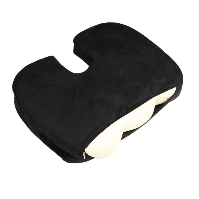 ComfiLife tulang sulbi ortopedi memori busa kursi kantor dan bantal kursi mobil untuk .