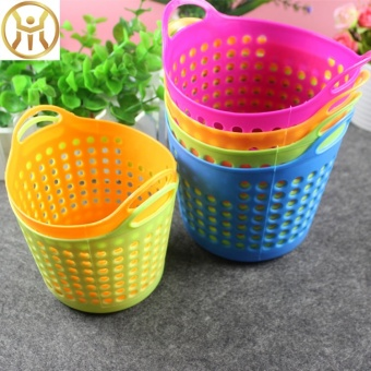 uinn stainless steel chef basket mini fry baskets fryer cooking french fries basket silver – intl
