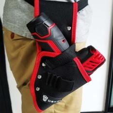 drill belt holder. deko 10.8v cordless drill holster tool belt pouch holder drillpocket - intl r
