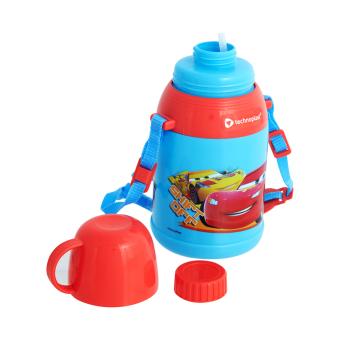 Detail Gambar Disney Pixar Cars Power Bottle 650 Ml Merah-Biru dan Variasi Modelnya
