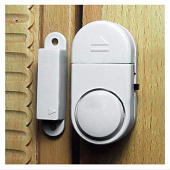 Detail Gambar Door Window Entry Alarm - Alarm Anti Maling Alarm Pelindung RumahAlarm Pintu Jendela Rumah Anti Maling Alarm Anti Pencuri Terbaru