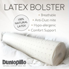 Dunlopillo Guling / Bolster 100% Natural Latex