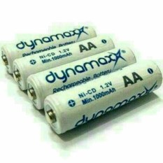 Dynamax Rechargeable Battery AA (4 pcs)