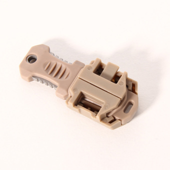 ... EDC Mini Saku Alat Survival Multifungsi - 3 ...