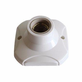 harga EELIC Fitting Plafon Bulat Lampu Rumah Plafon E27 Keramik Type 882 Lazada.co.id