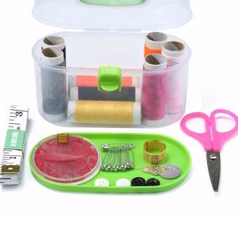 ... Peralatan Source · Harga Sakura Sewing Box Kotak 138pcs Portable Alat Jahit Set Source ELR 1990 Sewing Box Kotak