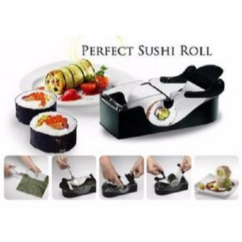 Emyli Easy Sushi Maker Cutter Roller DIY Kitchen Perfect MagicOnigiri Roll Tool - 2
