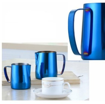 Fantastic Kitchen Stainless Steel Milk frothing Jug Espresso Coffee Pitcher Barista Craft Coffee Latte Milk Frothing