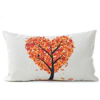Fashion Classical Sofa Seat Cushion Cover Decorative Throw Pillow Cover Case C - intl