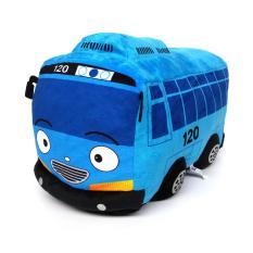 Fio Online Bantal Dekorasi - Bantal Boneka - Logo - The Litte Bus - Tayo Size L