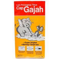 Gajah Original Papan Lem Tikus Cap Gajah Perangkap