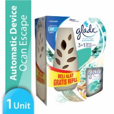 Glade Matic Device + Refill Ocean Escape