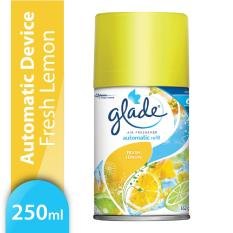 Glade Matic Spray Lemon Refill 162gr
