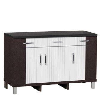 Graver Furniture Kitchen Set Bawah 3 Pintu KSB 2653