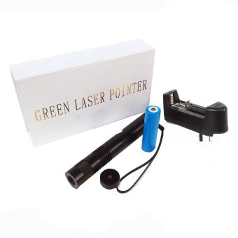 Green Laser - Pointer Laser Hijau Charger