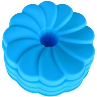 Griya Cetakan Daisy Layer - Biru