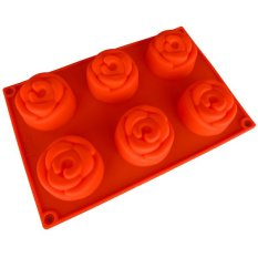 Griya Cetakan Rose Plunger - PutihIDR32000. Rp 33.000