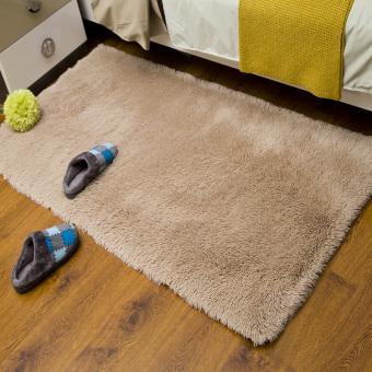 Habitat xin tebal dapat dicuci silky kamar tidur karpet samping tempat tidur tidur tikar bay window tikar dapur pintu masuk tikar keset ...