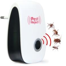 Hama Tikus Ultrasonik Pengusir Tikus Elektronik menolak anti nyamuk serangga pembunuh hewan pengerat UE steker QG004-SZ