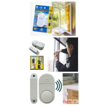 ... Han's Aksesoris - Alarm Pintu dan Jendela Anti Maling Wireless Door atau Window Entry Alarm -