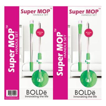 HANDLE SET SUPER MOP BOLDe Hijau