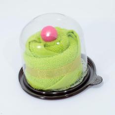 Handuk Souvenir Muffin - Hijau